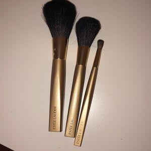 Estée Lauder Makeup Brushes 3X